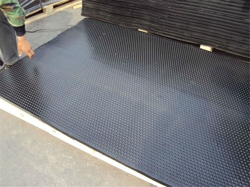 Animal Mats Cow/Horse Matting Antifatigue Rubber Stable Mat