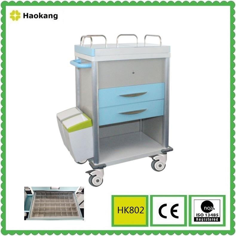 Medical Equipment for Emergency Trolley (HK802)