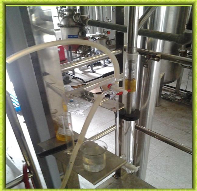 Stainless Steel Jasmine Essential Oil Extract Machine