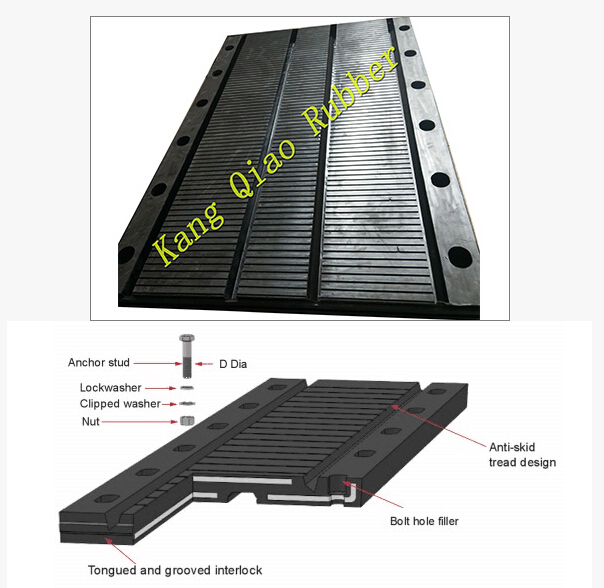 Laminated Type Expansion Joint (made in China)