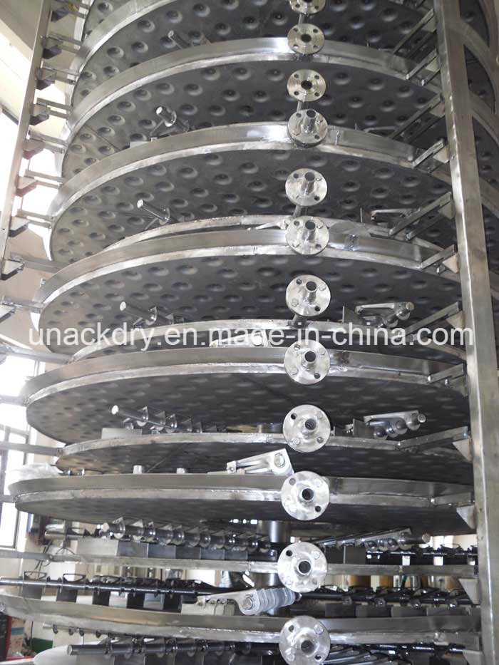 Rotary Plate Dryer for Animal Feed Drying