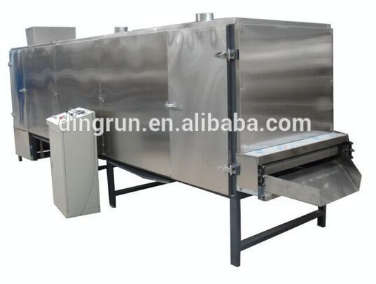 big capacity dry dog food making machine