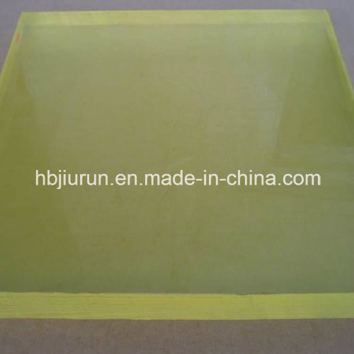 Flame Retardant PU Sheet From China