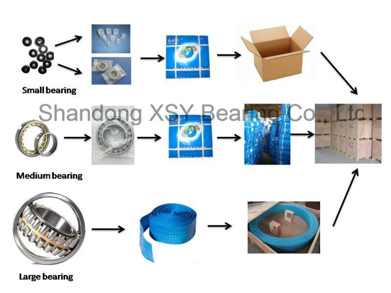 China Bearing Cylindrical Roller Bearing N211