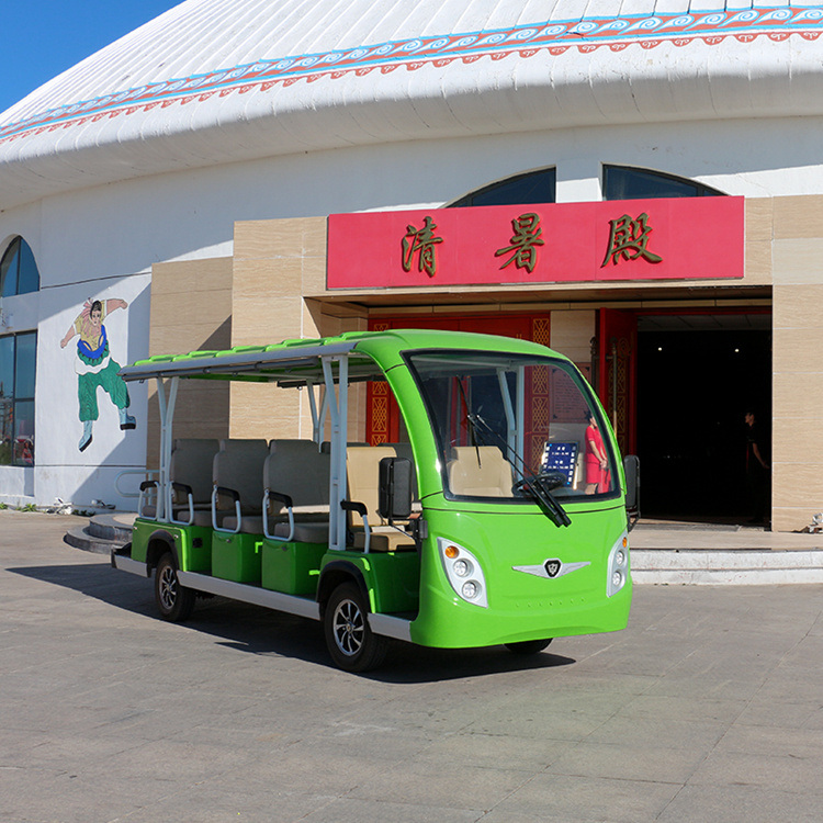 14 Seater Electric Powered Bus for Sightseeing