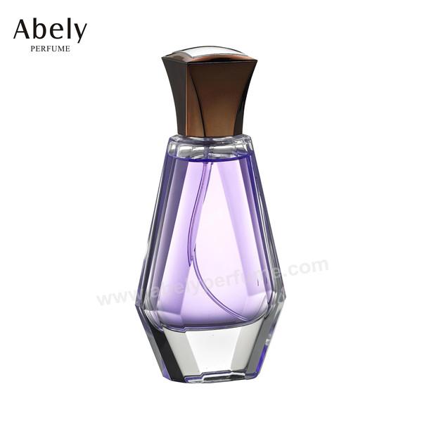 Portable Glass Bottle Perfume Vial for Mini Fragrance
