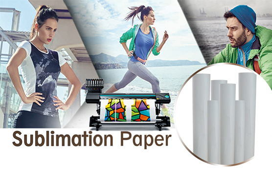 Industrial Light-Weight Classic 100g Dye Sublimation Paper