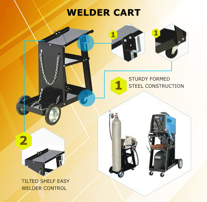 Stainless Steel Warehouse Transfer Hand Cart Portable Hand Pull Trolley Prices