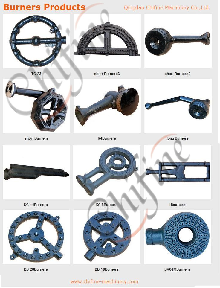 Cast Iron Gas Ring Cookware Burner