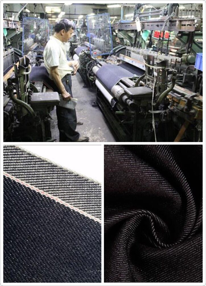 Denim Fabric Heavy Weight 11.8oz