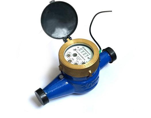 Lcsd Dn15-Dn40 Photoelectric Direct Reading Water Meter
