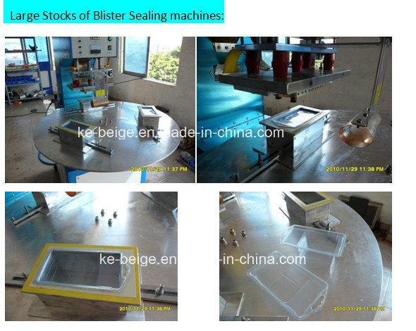 8000W Auto Slipway Blister Sealing Machine Blister Welding Machine