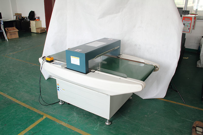 Food Grade Industrial Food Metal Detector Processing Metal Detector for Food