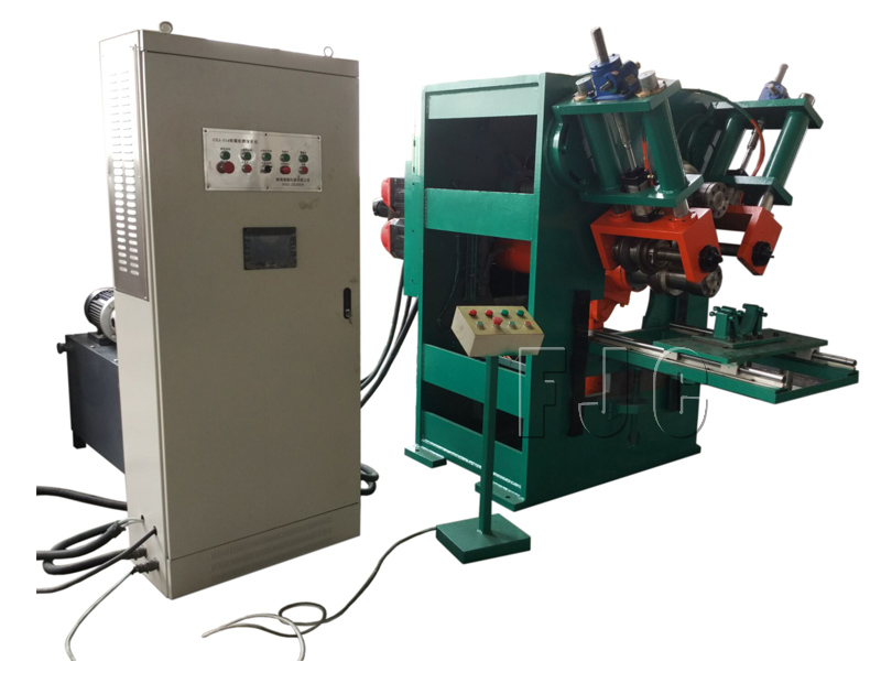 Hydraulic Wheel Rim Forming Machine for Electrocar