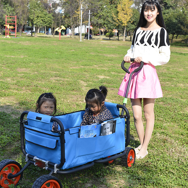 Portable Folding Shopping Luggage Utility Cart for Sale