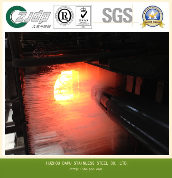 Manufacturer AISI 316 Seamless Welded Stainless Steel Pipe