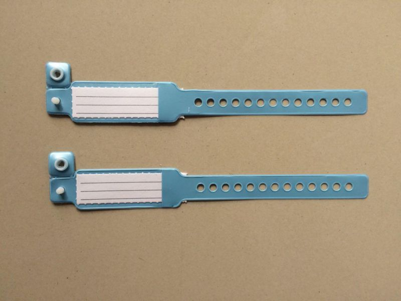 Hospital Mother and Baby Insert Card PVC ID Wristbands