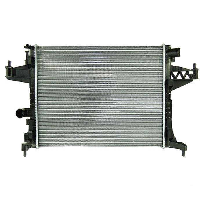 cooling car radiator