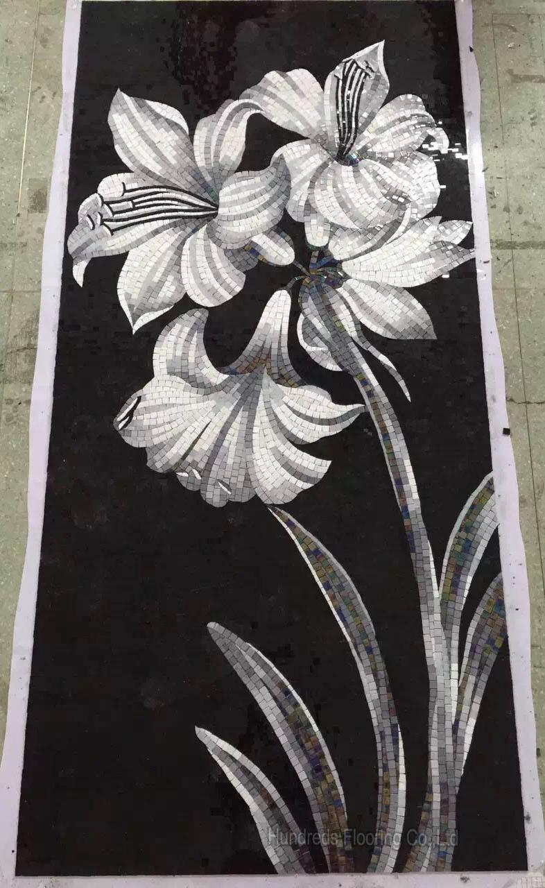 Background Design Mosaic, Art Pattern Mosaic (HMP894)