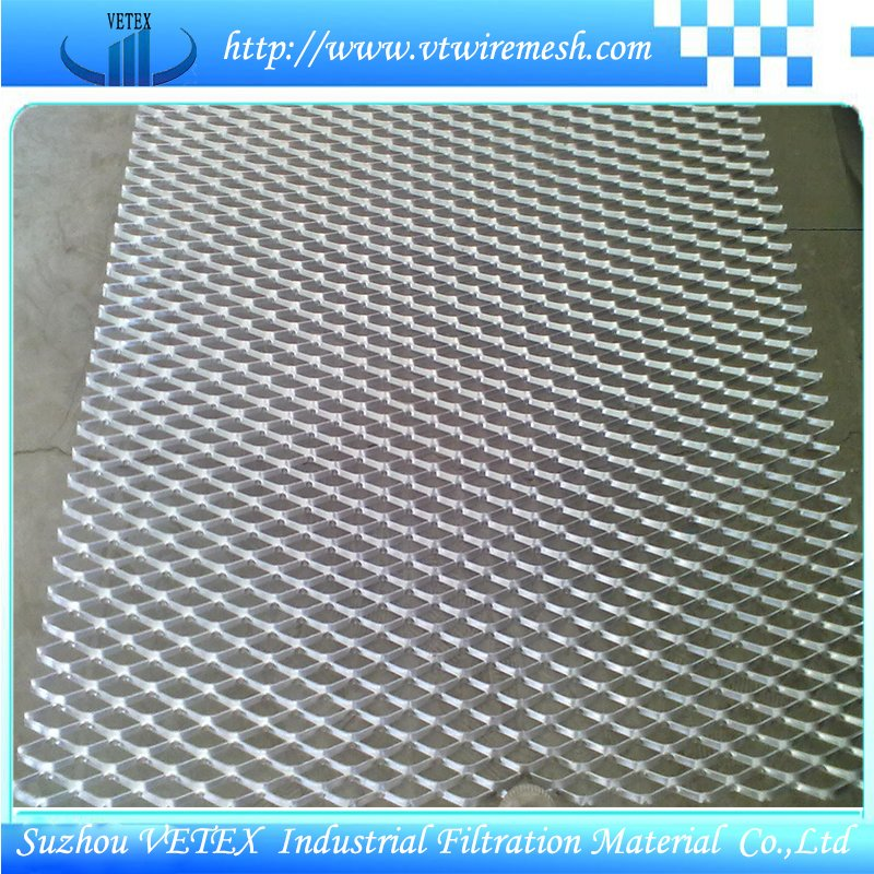 Stainless Steel Expanded Wire Mesh Used in Road