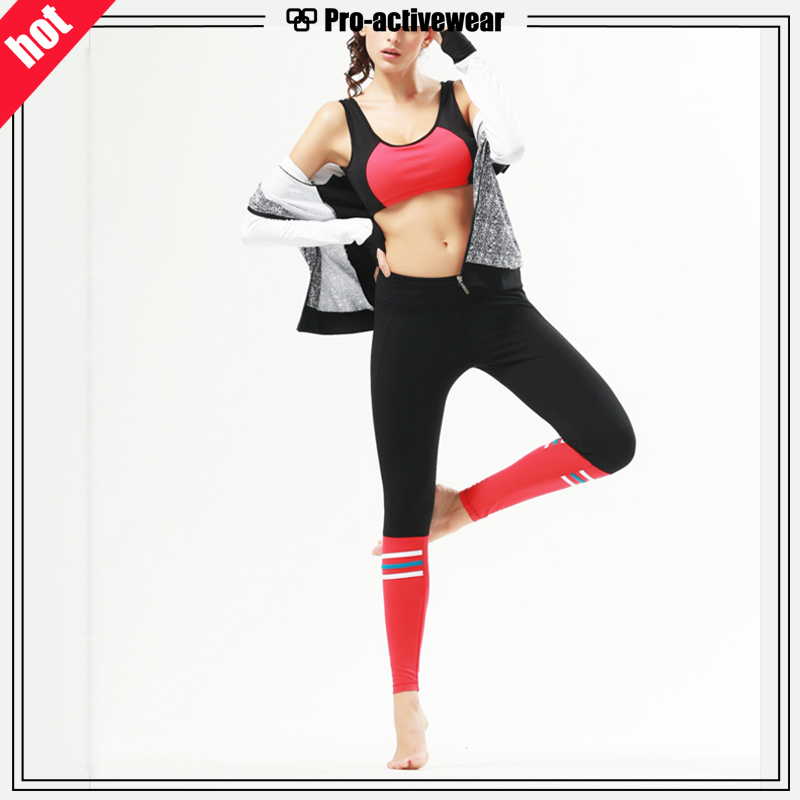OEM Factory Wholesale Women Breathable Sexy Sports Wear