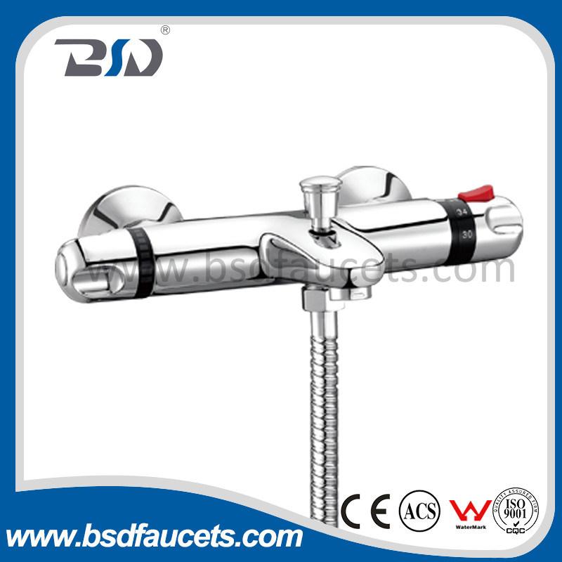 Vernet Cartridgethermostatic Bath & Shower Mixer