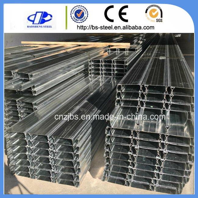 Corrugated Steel Floor Decking Sheet