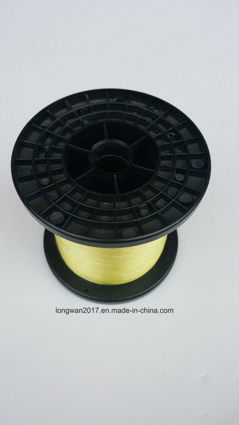 250 G Yellow Nylon Monofilament Fishing Line