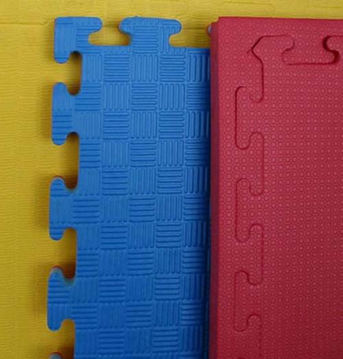 Jigsaw Interlocking Floor Mats 30mm for Martial Arts (KHMATTKD)