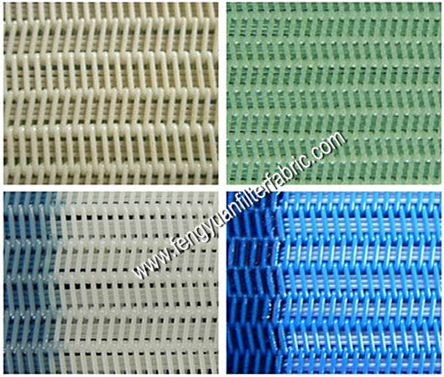 Polyester Spiral Filter Cloth Made in China