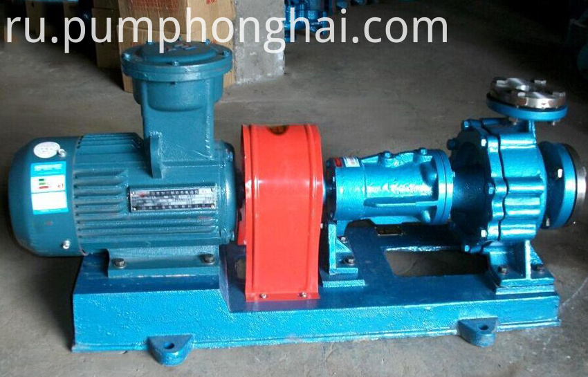Electric Hot Oil Circulation Pumps