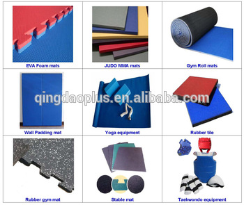 Anomalistic Pattern EVA Foam Mat, Reversible Color EVA Mat