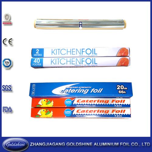 Competitive Price SGS Quality Wide 30cm Aluminum Foil