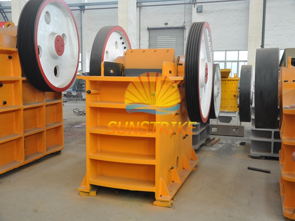 Energy Saving Jaw Crusher for Primary Crushing