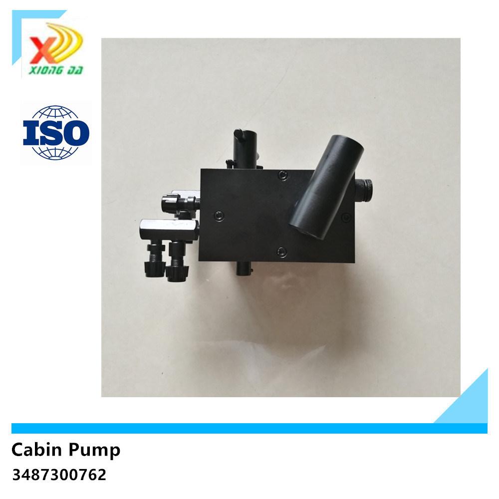 Xiongda Cabin Pump Manual 3487300762 for Truck