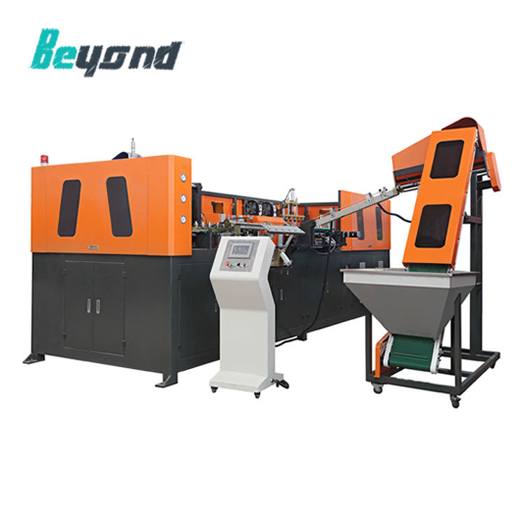 Semi-Auto Blow Molding Machine (One Plus One Standard Type)