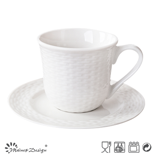 Porcelain Wholesale Tea Cup and Saucer
