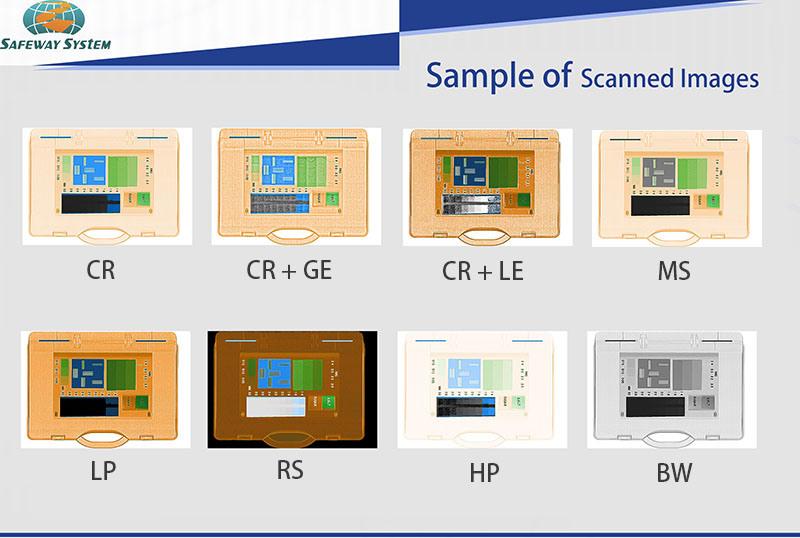 X Ray Scanning Machine Baggage Checking Equipment