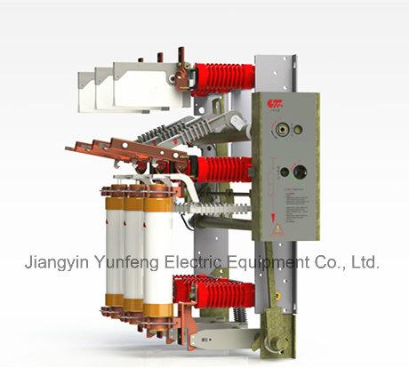 Fn7-12r (T) D/125-31.5-Gas-Production Hv Switchgear Fuse Combination Unit