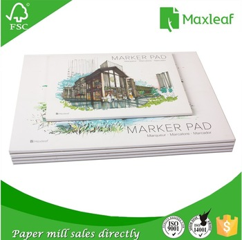 Marker Sketch Book Painting Drawing Book