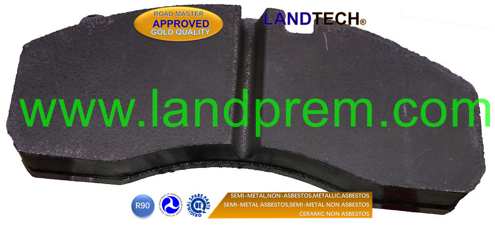 Roadtech Truck Parts Disc Brake Pad 29087/29202/29278/29253
