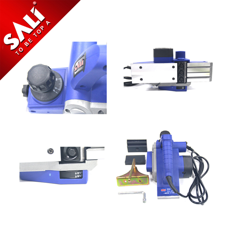 High Quality China Supplier Sali Brand Electric Wood Planer