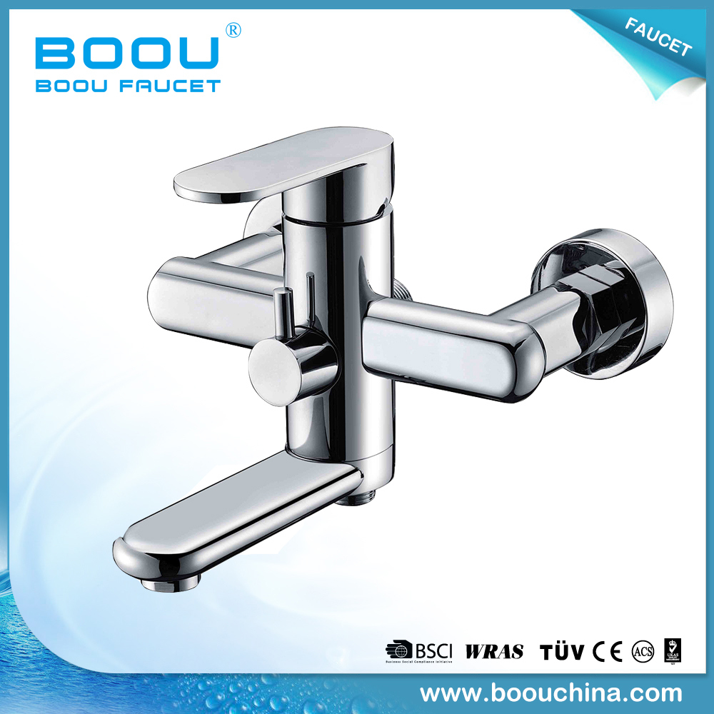 Boou New Style Wash Bathroom Mixer Tap with Single Handle (Z8261-3)