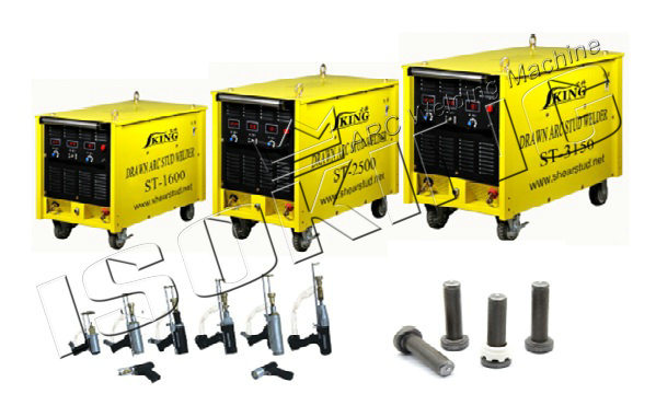 High Performance Nelson Shear Stud Welding Equipment