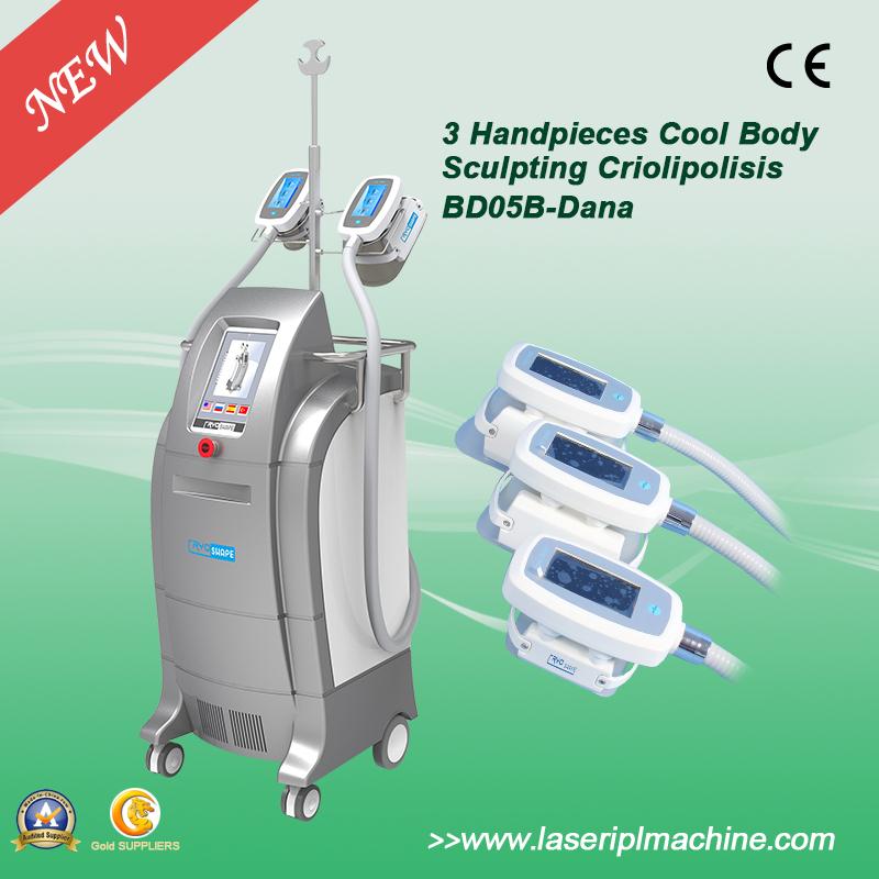 Salon Use Cryo Fat Freeze Cryo Slimming Machine for Sale Bd05b