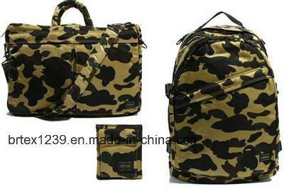 Camouflage Military Poly/Cotton Printed Fabric Waterproof