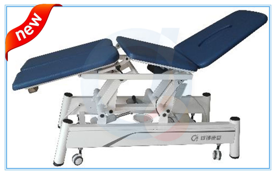 Medical Examination Bed for Physical Therapy Rehabilition