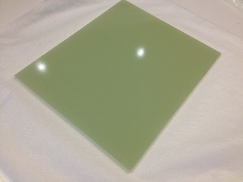 Epoxy Glass Sheet Fr4 with Halogen-Free