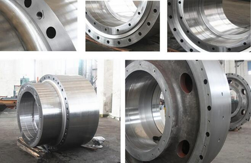 Sheet Metal Steel Forging Parts