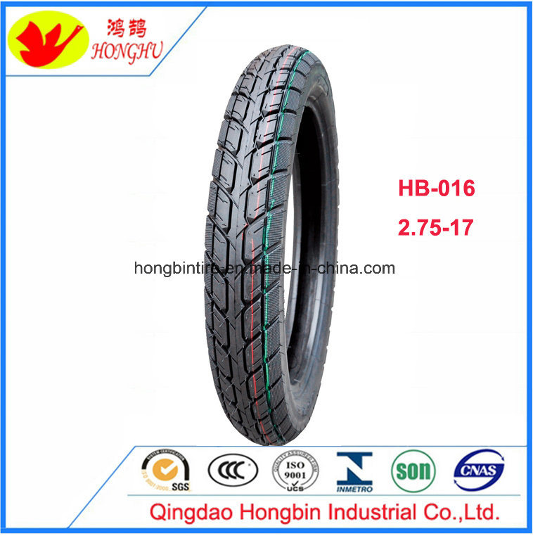 Scooter Tyre Motorcyle Tire with Tube 3.00-10 3.50-10